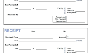 Doctor Receipt Template Payment Invoice Template Free Templates Paid Receipt Pdf