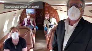 Georgia senator sends private jet to bring stranded Florida cruise ship  passengers home   ABC4 Utah