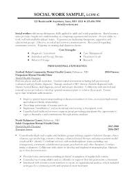 Resume Template Limited Work Experience Social Example