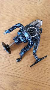 hydro dipping customised fishing reel you bring it we