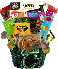 gift basket village basket o fun gift basket for kids