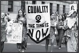 lift and separate the new yorker a women s liberation parade on fifth avenue in new york in 1971