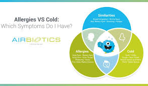 IS IT ALLERGIES OR COLD SYMPTOMS? THESE 4 FACTORS MAKE IT EASY TO ...