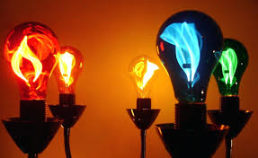 colored light bulbs flicker flame electric flame light bulbs color variety colored light bulbs
