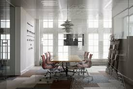 Elegant office conference room design wooden Lego Wonderful Wooden Table And Red Chairs In Kitchen Table And The Pendant Lamps Competed The Jwt House Area Homechoc Elegant Contemporary Art For Interior Of Old Fashioned Office