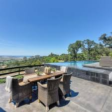 infinity pool design. Plain Design Inspiration For A Transitional Concrete Infinity Pool Remodel In Sacramento To Infinity Pool Design E