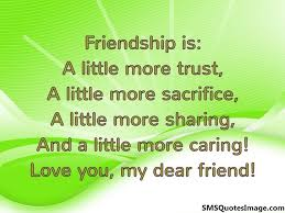 My Dear Friend Quotes