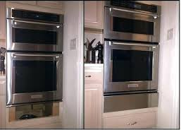 wall oven microwave combo reviews wall ovens home wall oven microwave combo reviews electrolux wall oven