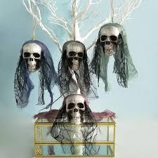 <b>Halloween products</b> New <b>bar KTV</b> scene layout props foam skull ...