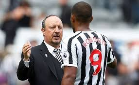 Image result for Newcastle United Salomon Rondon