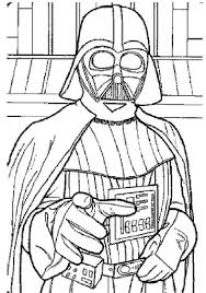 Small Picture Darth vader coloring pages star wars movie ColoringStar