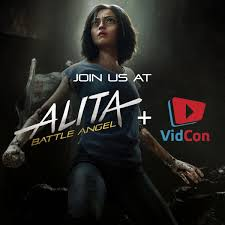 Image result for Alita: Battle Angel