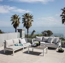 Excalibur Outdoor Living Getaria Dual Function Lounge Setting