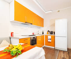 Heat Up Your Kitchen With Color From Cabinet Depot