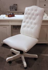 Office Chairs With Arms And Wheels Stylish Design For White Wood Office Chair 85 White Wood Desk