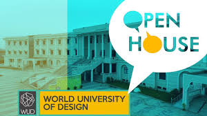 World University Of Design Logo A Real Open House At Wud