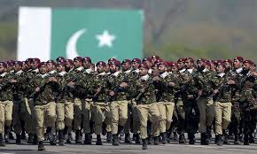 Pakistan Army Organization Chart Pakistan Among Top 20 Military Spending Countries In 2018