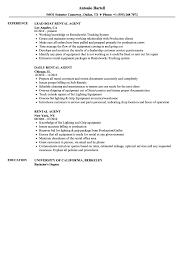 Rental Resume Rental Agent Resume Samples Velvet Jobs 27