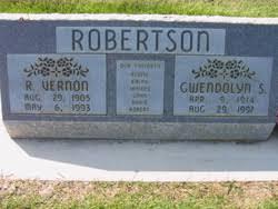 Gwendolyn Stevens Robertson (1914-1997) - Find A Grave Memorial