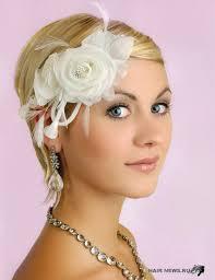 Short Wedding Hairstyles 66 Inspiration 224 Best Bridal Adornments 24 Short Hair Images On Pinterest Hairdo