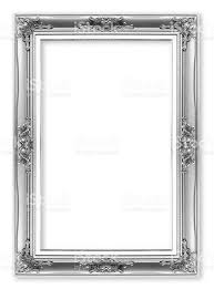 silver antique picture frames. Silver Antique Vintage Picture Frames. Isolated On White Backgr Royalty-free Stock Photo Frames IStock