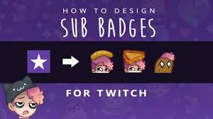 How To Design Emotes For Twitch How To Design Sub Badges Emotes For Twitch Cc