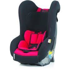 safe n sound cabrini convertible car seat red