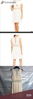 C V Chelsea Violet Keyhole Dress This Dress Features Side