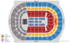 77 Unmistakable Amalie Seating Chart With Rows