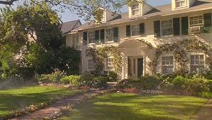 The House and Nursery from  quot Father of the Bride  quot father of the bride  movie house exterior