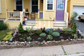 Small Picture Lawn Garden Rustic Landscaping For Front Yard Decor With Rock