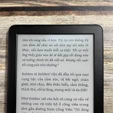 Máy Nhật Cũ] Máy Đọc Sách Kindle Basic Gen 4 10th Code 72596