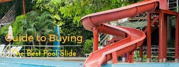 Best Pool Slides Reviews for Inground and Above Ground Pools
