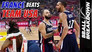 Apr 10, 2021 · uswnt vs sweden score: France Eliminates Team Usa In 2019 Fiba World Championships Full Game Highlights Youtube