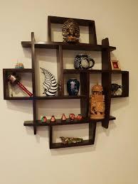 Wooden Shelf Designs India Fab India Wooden Wall Shelf Sheesham Wood Furniture