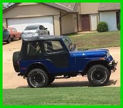Jeep Cj Hard Soft Top Used Manual Suv For Sale Photos
