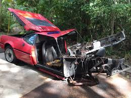 Coupe Series 1981 bmw m1 price : Wrecked BMW M1 for sale