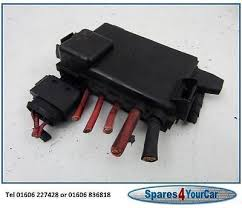 audi tt fuse box replacement fuse boxes audi tt 99 06 fuse box part no 1j0937773