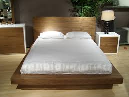 Asian Platform Bed with Headboard The Convenience of Asian