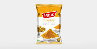 Turmeric Powder Packaging Design Pattu Indian Spices Masalas Branding Case Study