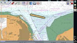 Electronic Charts Uk Electronic Navigation Chart 0 99 Picclick Uk