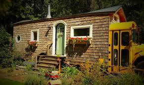 tiny houses washington state. Wonderful Washington Von Thomsponu0027s Tiny House Bus In Washington State For Tiny Houses State