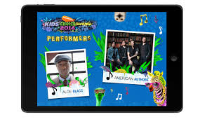 Nickelodeon Size Chart Chart Toppers Aloe Blacc And American Authors Take The Stage