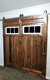 barn door hardware track system s e s sliding barn wood door closet hardware track system set
