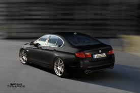 BMW Convertible bmw f10 535i specs : Racing Dynamics F10 550i and 535i plans outlined & initial peek