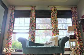 curtains for office. Diy Curtains Office Straight Panels For W
