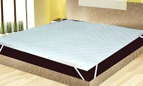 king size mattress protector. Wonderful Protector Lovely Mattress Pad For King Size Bed Furnish Waterproof Quilted  Protector With Elastic Band White Toppers And T