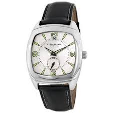 clearance watches overstock com the best prices on designer stuhrling original men s luminous numerals watch
