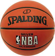 Купить <b>мяч</b> баскетбольный <b>Spalding NBA Silver</b> № 7 (83016Z ...