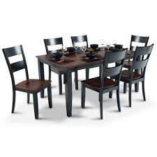 Bobs Furniture Kitchen Sets Blake Dining 7 Piece Set Bobs Discount Furniture